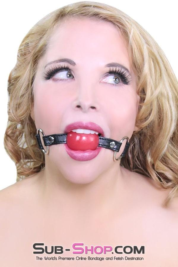 Easy Come Red Bondage Ballgag - Sale BDSM, Bondage Gear, Adult Toys, Bondage Sex, Orgasm Belt, Male Chastity, Bondage Gag. Bondage Slave Collars, Wrist Cuffs, Submissive, Dominant, Master, Mistress, Cross Dressing, Sex Toys, Bondage Sale, Bondage Clearance, MEGA Deal Bondage, Sub-Shop Bondage and Fetish Superstore