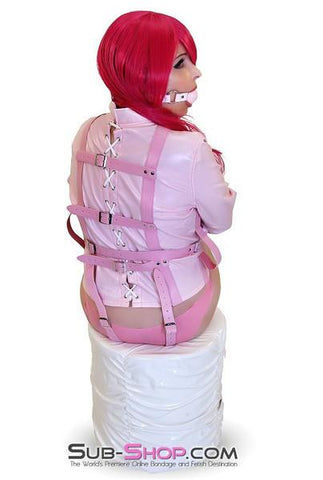 790MH      Drive Me Crazy Pink Straitjacket <b>DEAL FRENZY</b> - Sub-Shop.comDeal FRENZY - 9