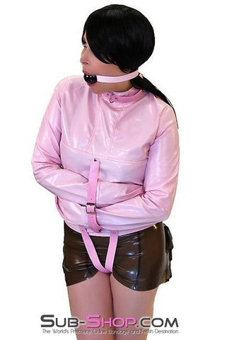 790MH      Drive Me Crazy Pink Straitjacket <b>DEAL FRENZY</b> - Sub-Shop.comDeal FRENZY - 13