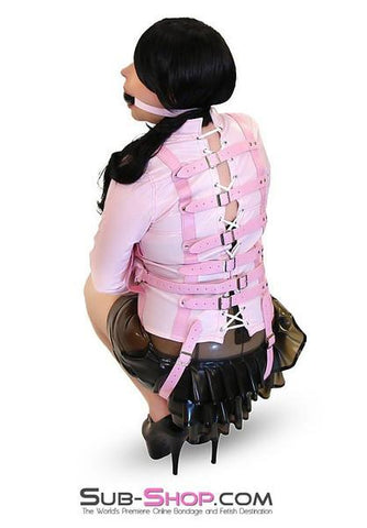 790MH      Drive Me Crazy Pink Straitjacket <b>DEAL FRENZY</b> - Sub-Shop.comDeal FRENZY - 15