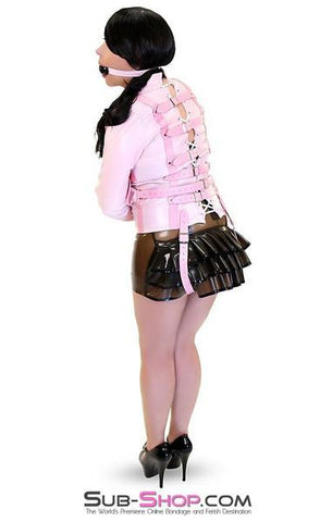 790MH      Drive Me Crazy Pink Straitjacket <b>DEAL FRENZY</b> - Sub-Shop.comDeal FRENZY - 17