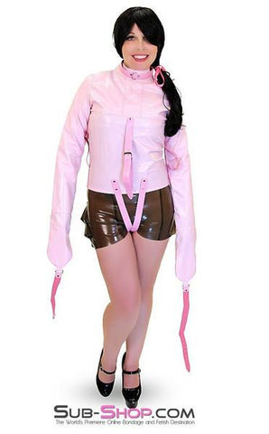 790MH      Drive Me Crazy Pink Straitjacket <b>DEAL FRENZY</b> - Sub-Shop.comDeal FRENZY - 19