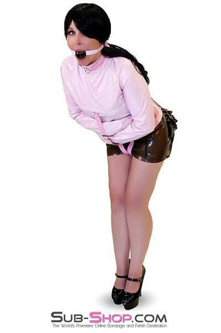790MH      Drive Me Crazy Pink Straitjacket <b>DEAL FRENZY</b> - Sub-Shop.comDeal FRENZY - 20