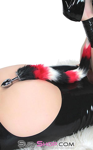 923D     Latex Backless Spanking Mini Skirt - Sale BDSM, Bondage Gear, Adult Toys, Bondage Sex, Orgasm Belt, Male Chastity, Gags. Bondage Slave Collars, Wrist Cuffs, Submissive, Dominant, Master, Mistress, Crossdresser, Sub-Shop Bondage and Fetish Superstore