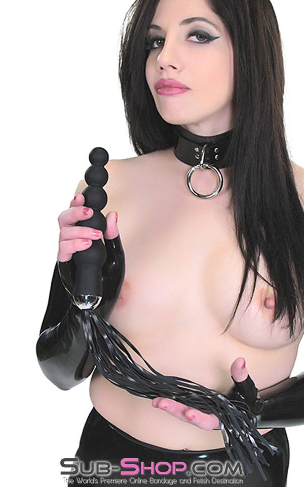 861M      Silicone Anal Beads Dildo Whip - <b>MEGA Deal</b> - Sale BDSM, Bondage Gear, Adult Toys, Bondage Sex, Orgasm Belt, Male Chastity, Gags. Bondage Slave Collars, Wrist Cuffs, Submissive, Dominant, Master, Mistress, Crossdresser, Sub-Shop Bondage and Fetish Superstore