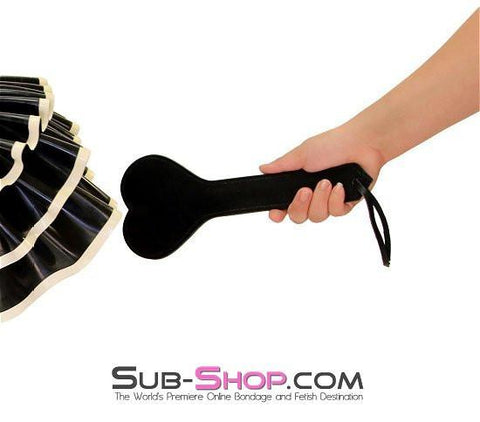 8841HS    Hearts on Fire Bondage Paddle - <b>MEGA Deal</b> - Sale BDSM, Bondage Gear, Adult Toys, Bondage Sex, Orgasm Belt, Male Chastity, Gags. Bondage Slave Collars, Wrist Cuffs, Submissive, Dominant, Master, Mistress, Crossdresser, Sub-Shop Bondage and Fetish Superstore