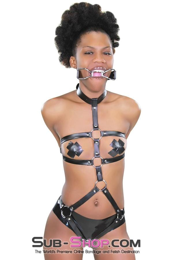 Bondage Body Harness - Sale BDSM, Bondage Gear, Adult Toys, Bondage Sex, Orgasm Belt, Male Chastity, Bondage Gag. Bondage Slave Collars, Wrist Cuffs, Submissive, Dominant, Master, Mistress, Cross Dressing, Sex Toys, Bondage Sale, Bondage Clearance, MEGA Deal Bondage, Sub-Shop Bondage and Fetish Superstore