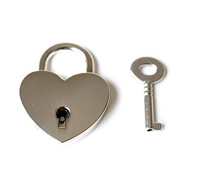 9735K      Under Lock & Key Chrome Heart Padlock - Sub-Shop.comPadlock - 3