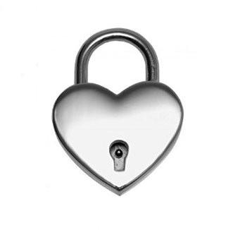 9735K      Under Lock & Key Chrome Heart Padlock - Sub-Shop.comPadlock - 4