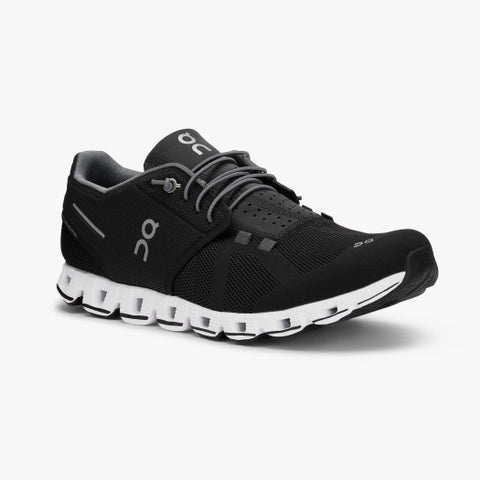 Men's ON Cloud in Black/White