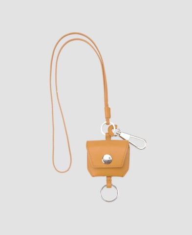3.1 Phillip Lim AirPods Pro Holder in Saffron