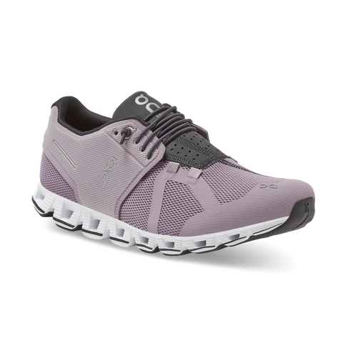 Women's ON Cloud in Lilac/Black