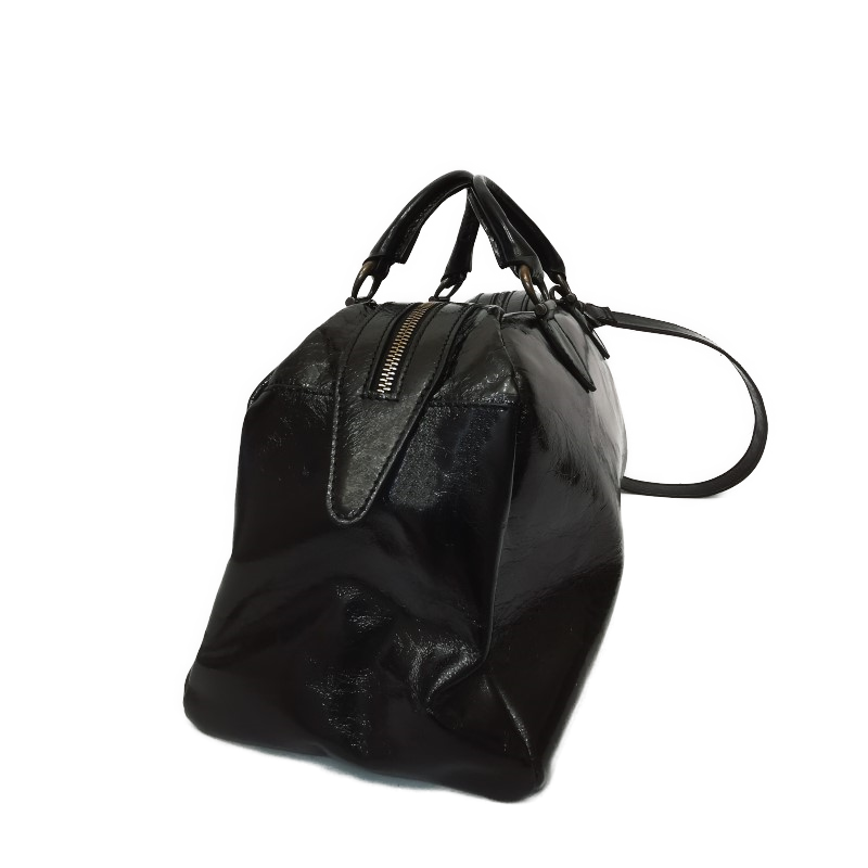 Toffee phone bag black