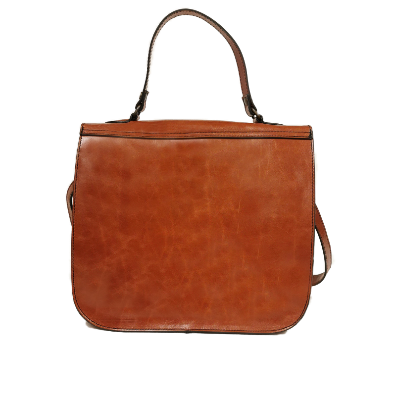 Marty phone bag tan leather