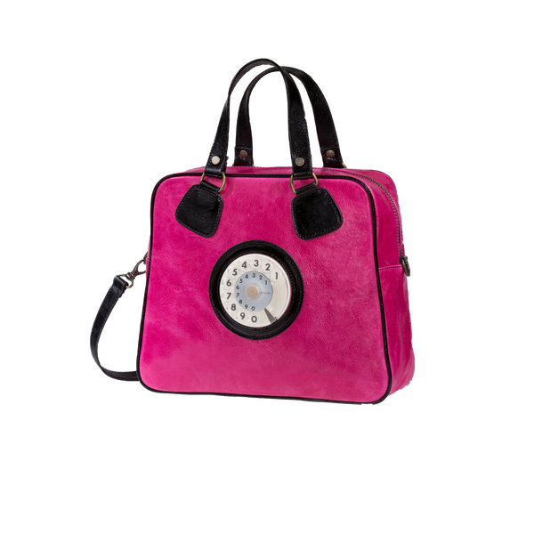 Strike phone bag fucsia