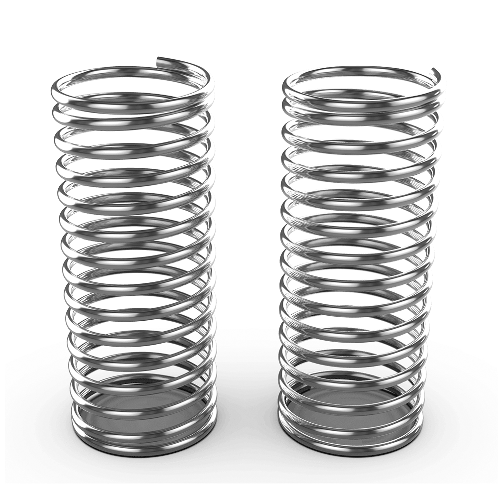 Stainless Steel Coils (2 Units)
