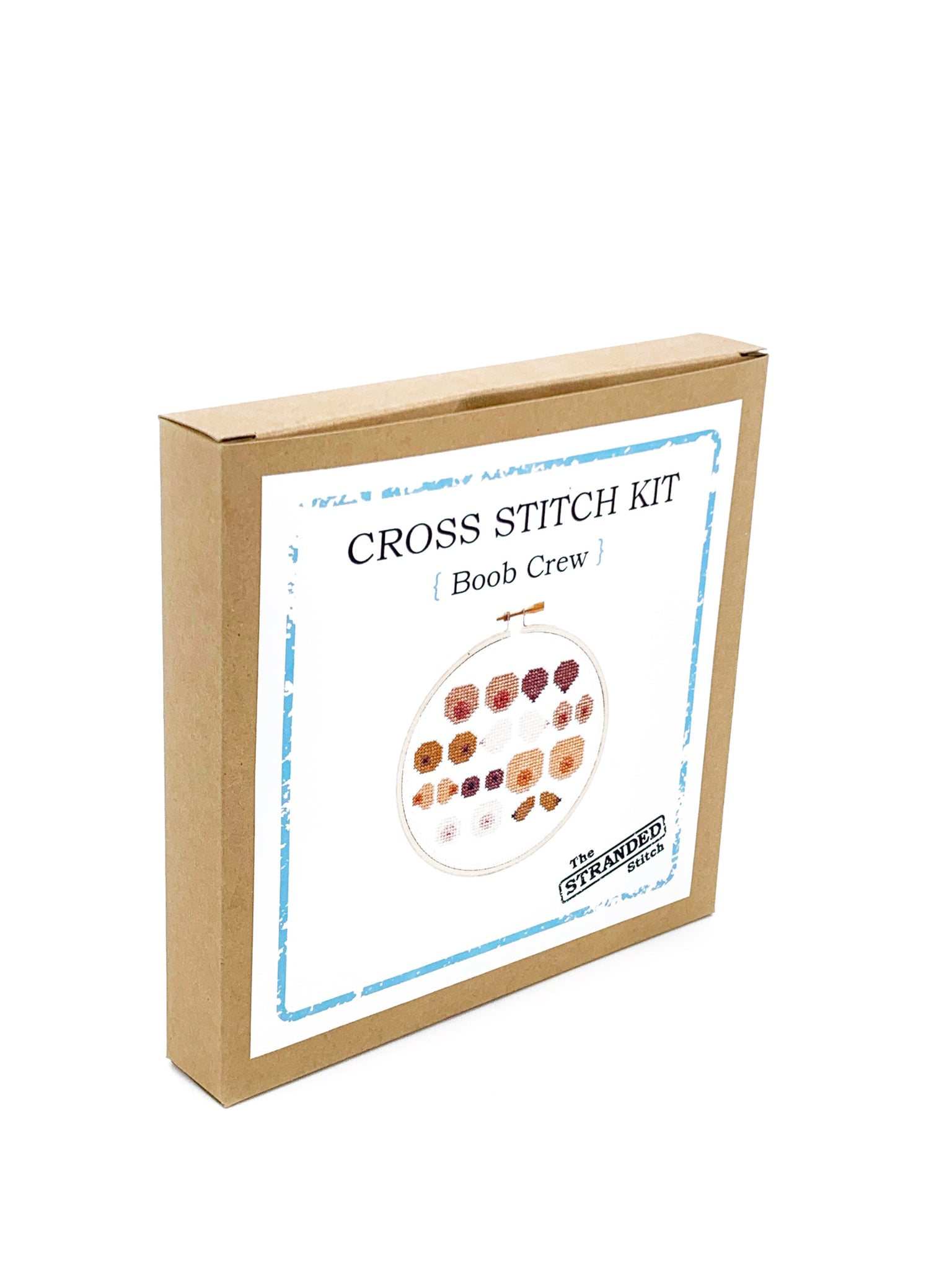 Cross Stitch Kit - Boobs