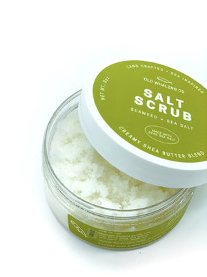 Old Whaling Salt Scrubs