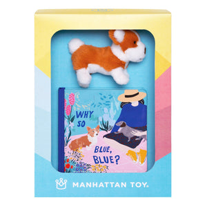 Why So Blue, Blue? Gift Set