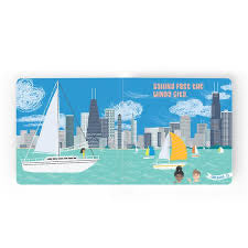 All Aboard! Great Lakes Board Book