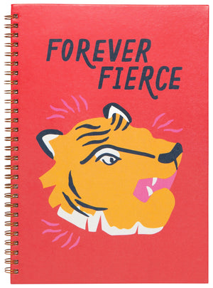 Forever Fierce Notebook