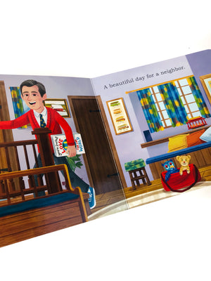 Won't You Be My Neighbor? Board Book