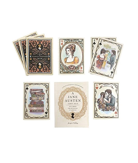 Jane Austen Tarot Cards