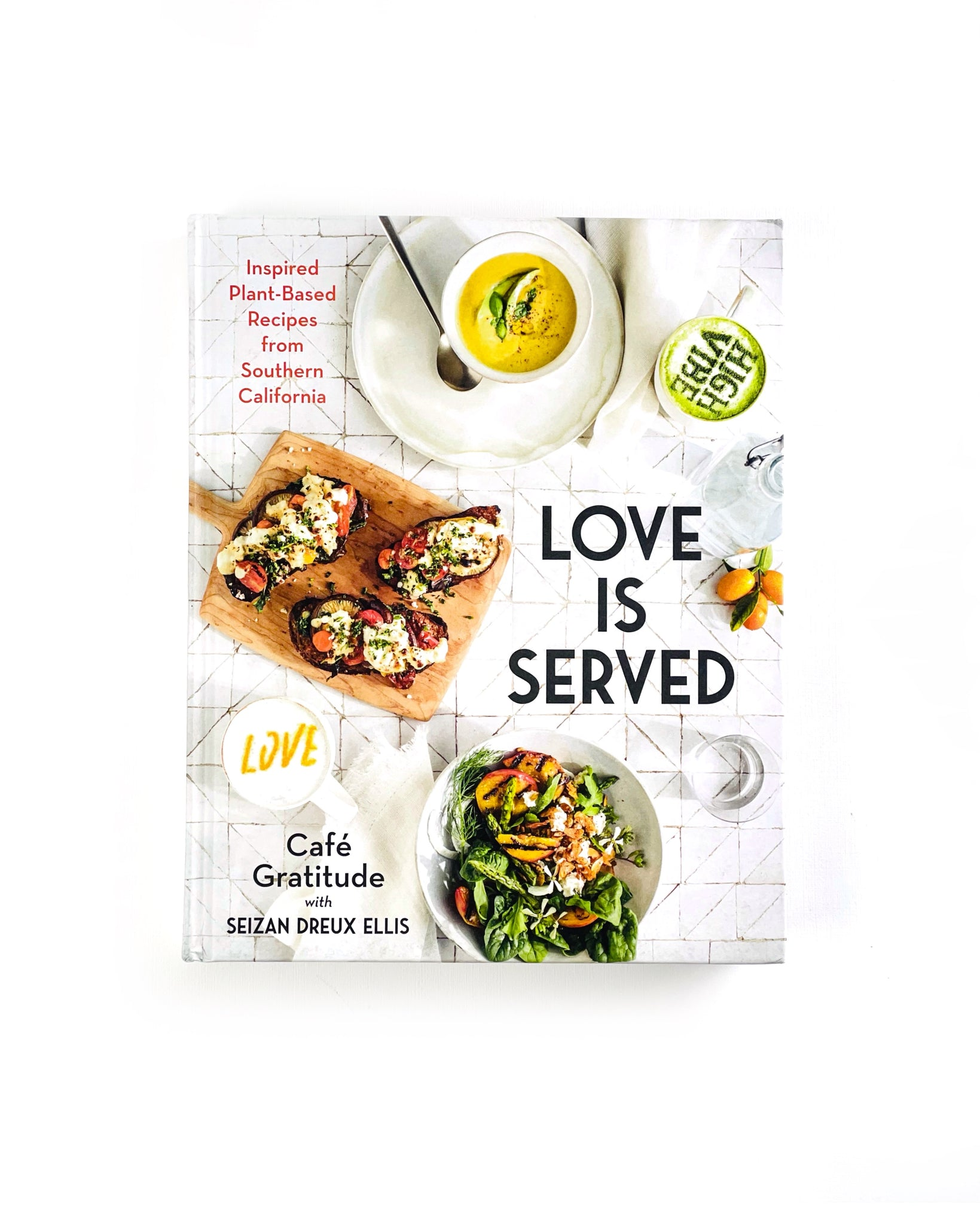 Love Is Served Book