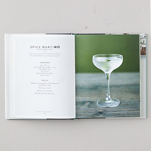 Seedlip Cocktails: Non-Alcoholic Recipe Book