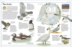 The Bird Atlas Book