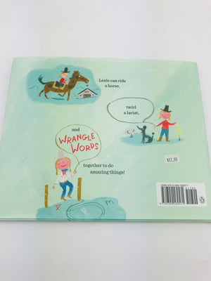 Lexie the Word Wrangler Book
