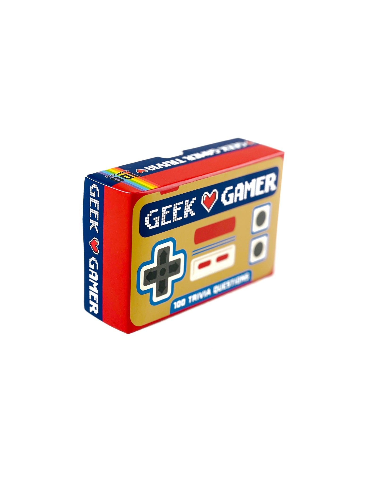 Geek Gamer Trivia Game