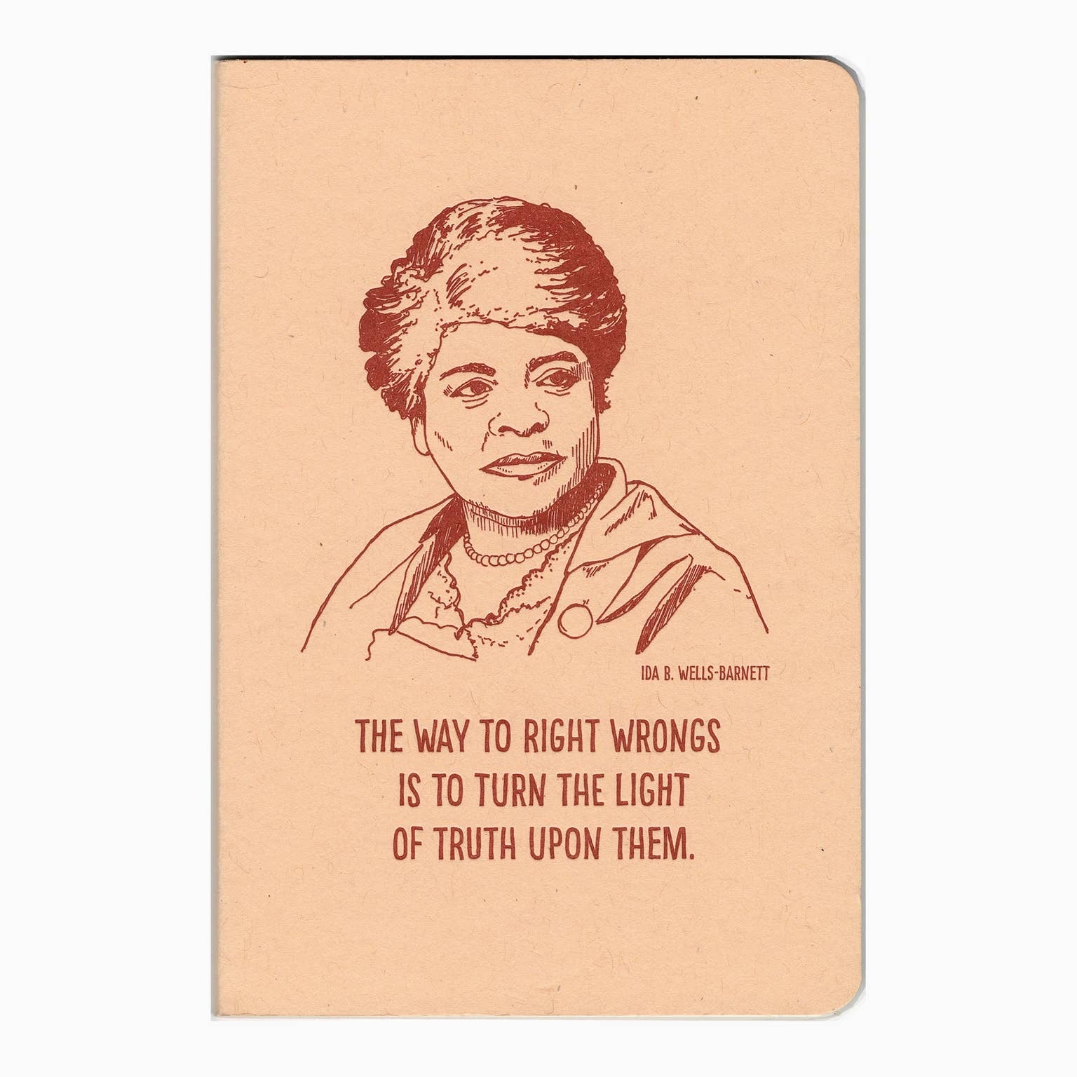 Ida B. Wells Notebook