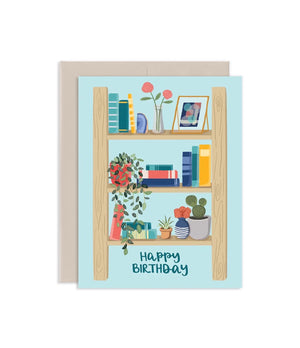 Birthday Book Card