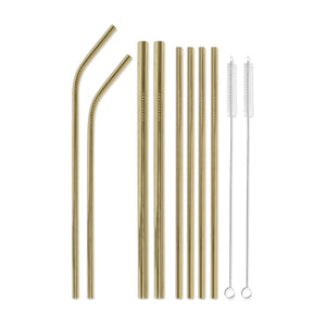 Portable Reusable Straw Set- Strawsome