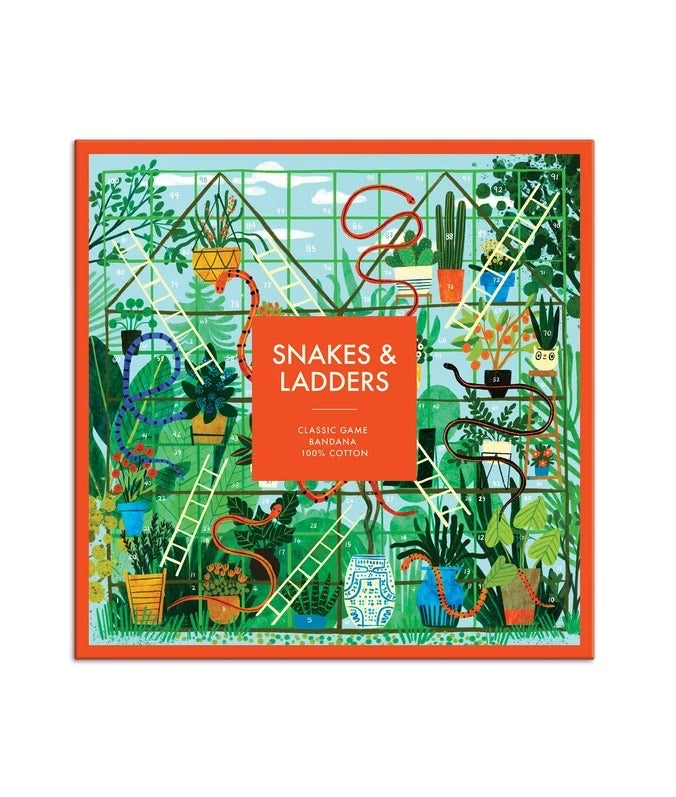 Classic Game: Snakes and Ladders