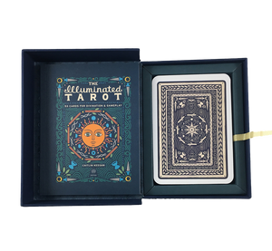 The Illuminated Tarot Cards
