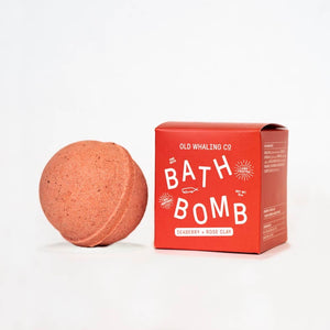 Old Whaling Bath Bombs