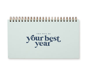 Best Year Ever Weekly Planner