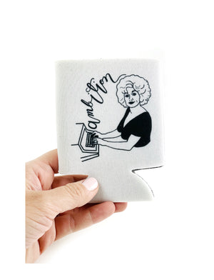Dolly Parton Ambition Koozie