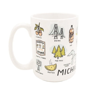 Michigan Things Mug