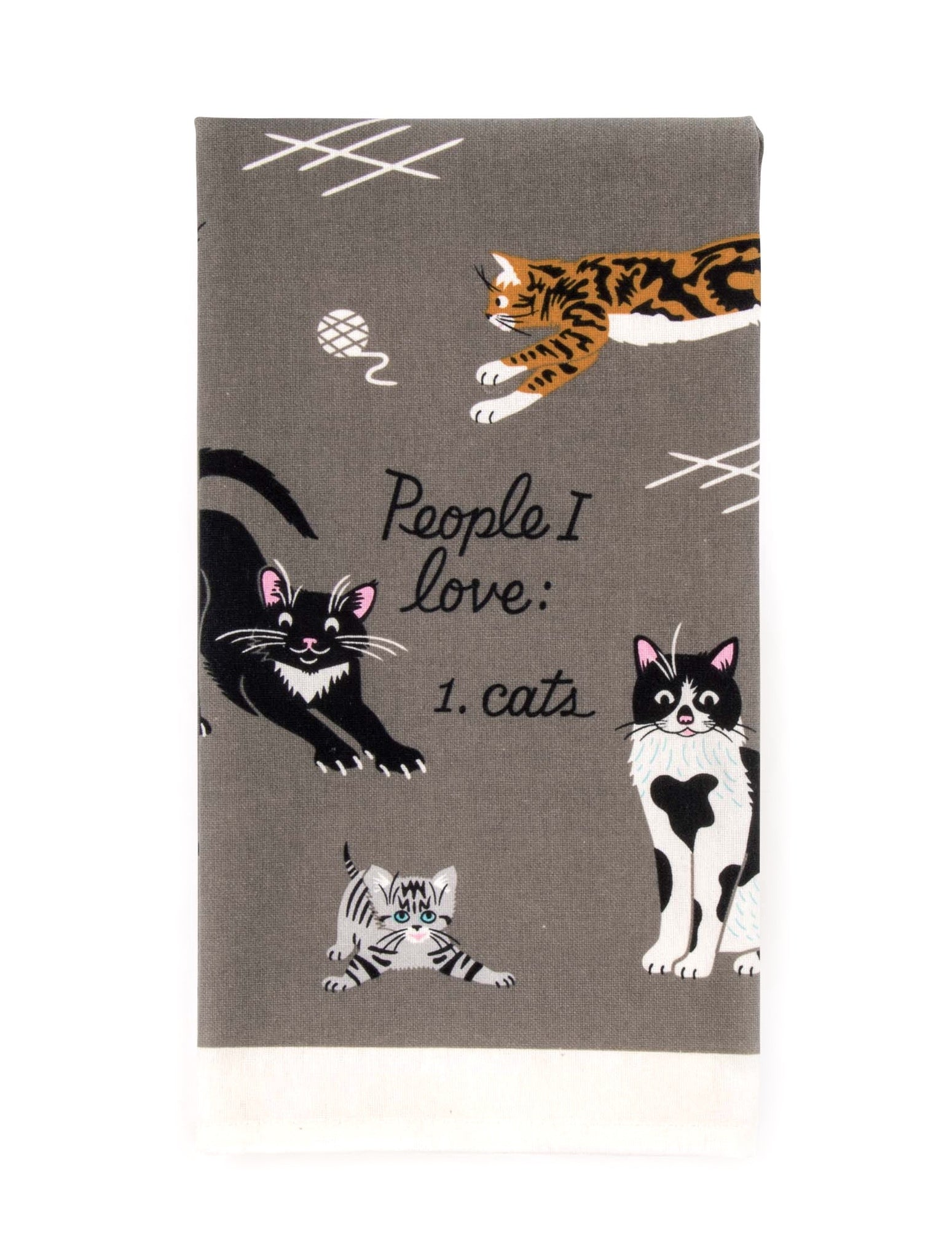 People I Love: Cats Towel