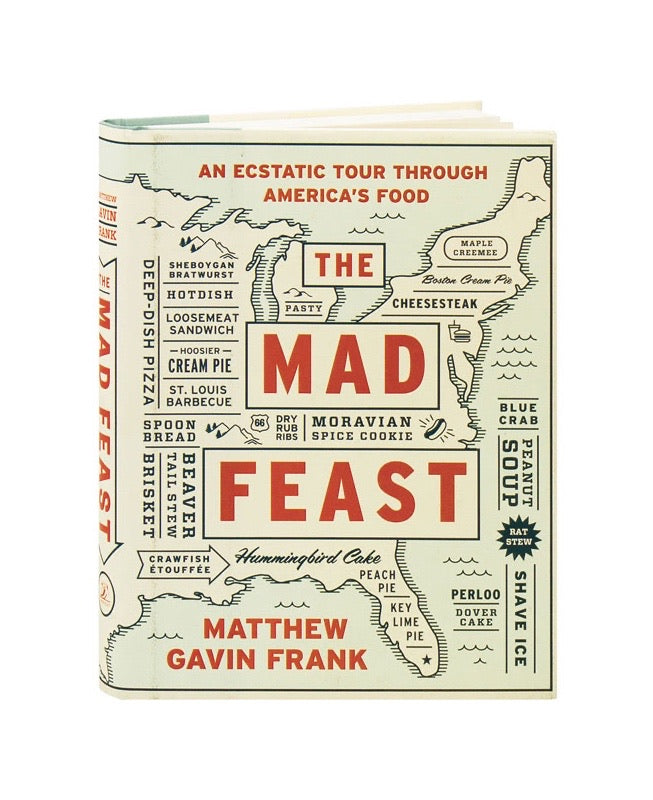 The Mad Feast Cookbook