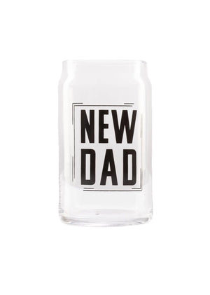 New Dad Glass