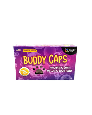 Buddy Caps Dog Treats