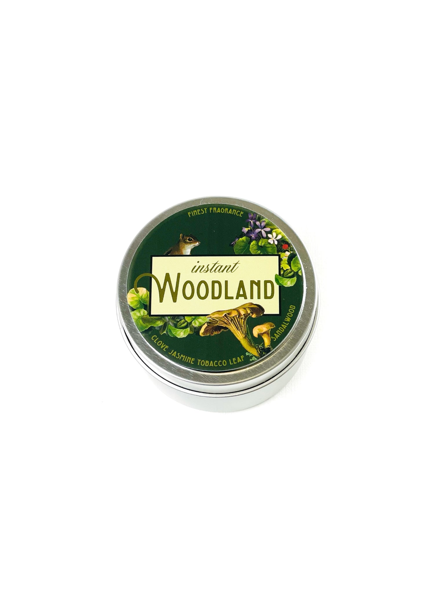 Instant Woodland Scented Candle