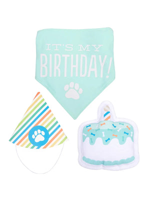 Dog Birthday Pawty Kit