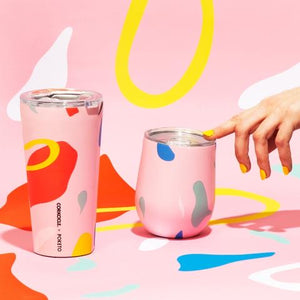 Pink Party Poketo Tumbler