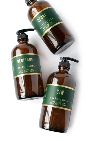 Heritage Hand & Body Soap