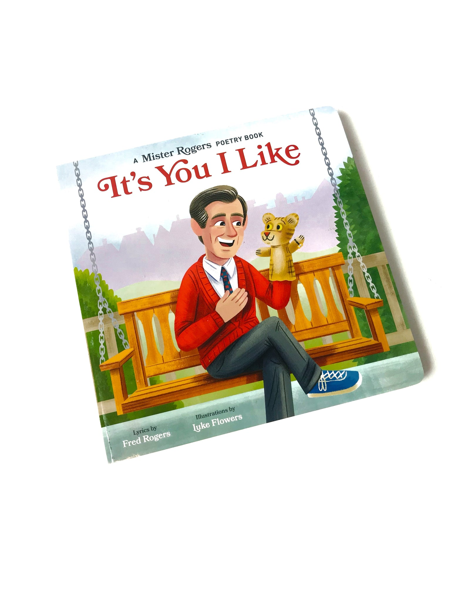 It's You I Like Board Book